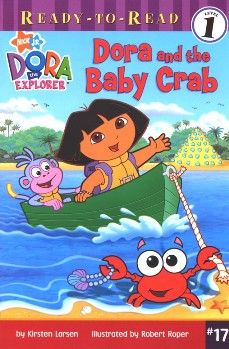 Dora and the Baby Crab