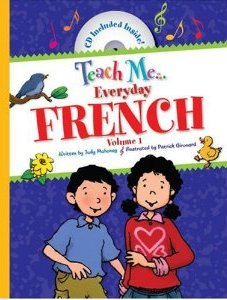 Teach Me Everyday French (精裝) (附CD)