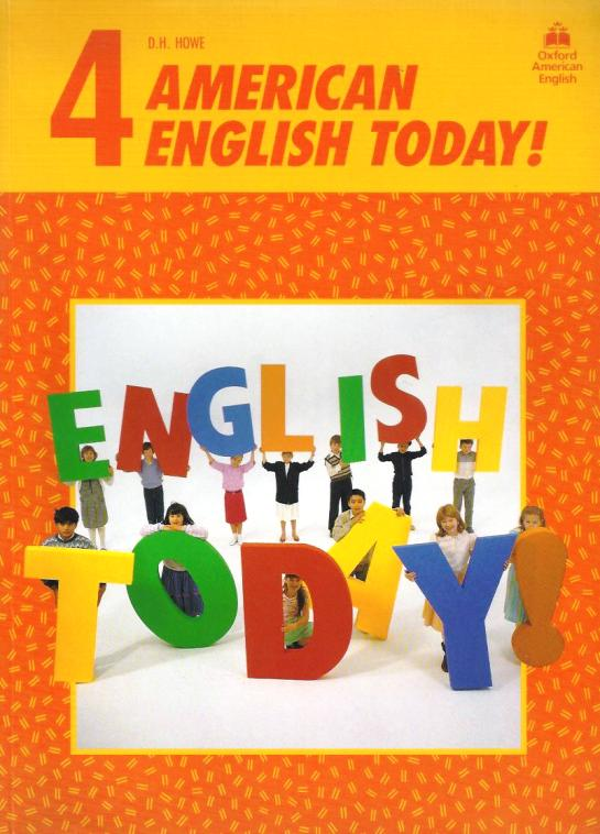 American English Today Student Book Four