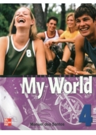 My World 4 (Student Book) (附光碟)