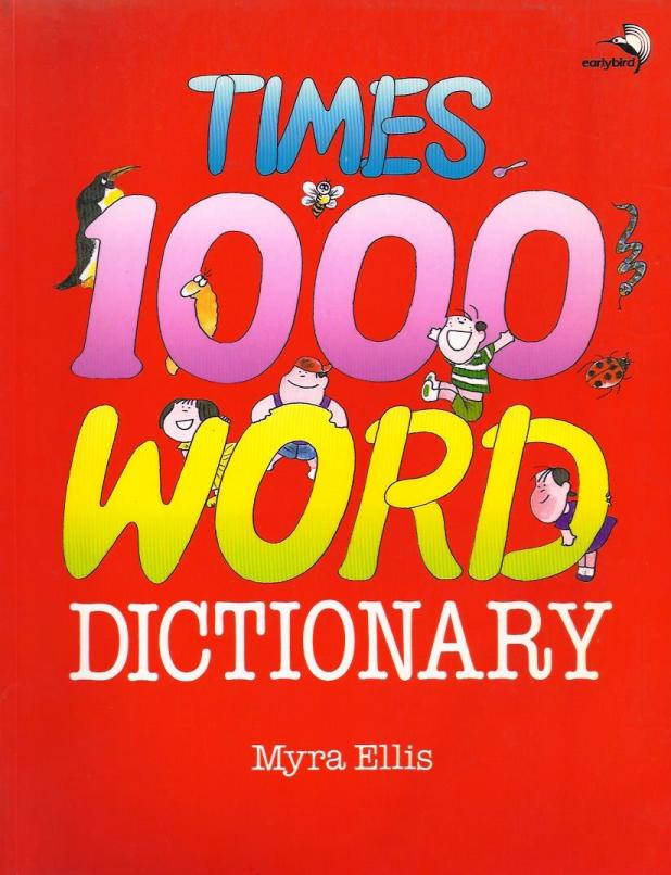 Times 1000 Words Dictionary