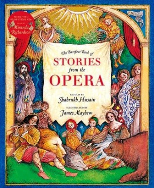 The Barefoot Book of Stories from the Opera (精裝)