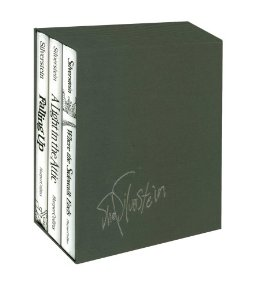 The Poems and Drawings of Shel Silverstein Box Set (Where the Sidewalk Ends / A Light in the Attic / Falling Up)
