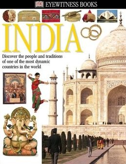 Eyewitness Books: India (精裝)