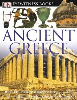 Eyewitness Books: Ancient Greece (精裝)