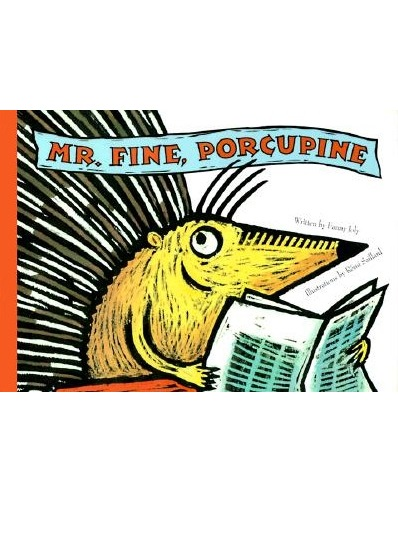 Mr. Fine, Porcupine (精裝)