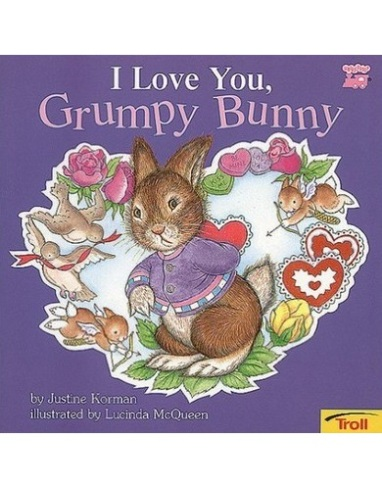 I Love You, Grumpy Bunny