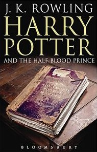 Harry Potter and the Half-Blood Prince (精裝)