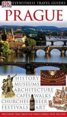 Eyewitness Travel Guides: Prague (軟精裝)