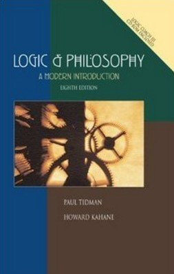 Logic and Philosophy: A Modern Introduction (精裝) (附光碟)