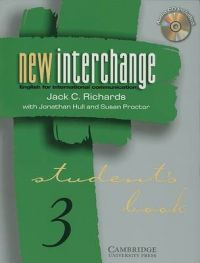 New Interchange Student's Book/CD 3 Bundle