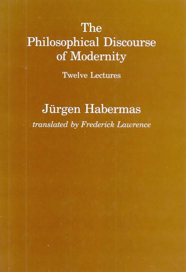 The Philosophical Discourse of Modernity (精裝)