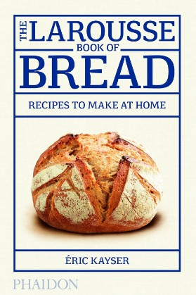 The Larousse Book of Bread: Recipes to Make at Home (精裝)